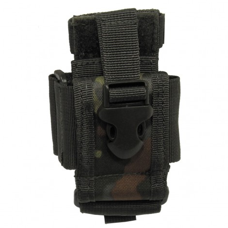 TASCA Mobile Phone Holder resizable BW camo FLECKTARN - MFH