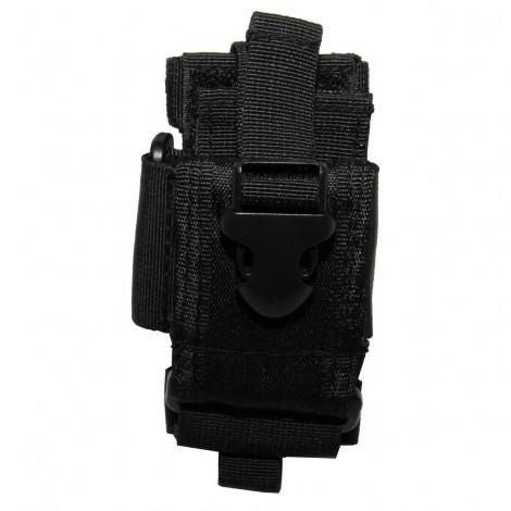 TASCA Mobile Phone Holder resizable NERA BLACK - MFH