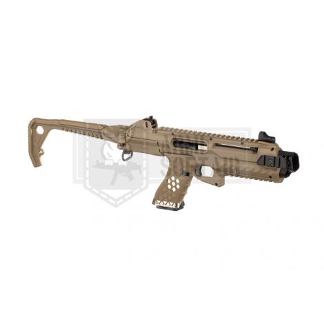 AW CUSTOM KIT CARABINA VX0310 Tactical Carbine Kit GBB TAN FDE - AW CUSTOM