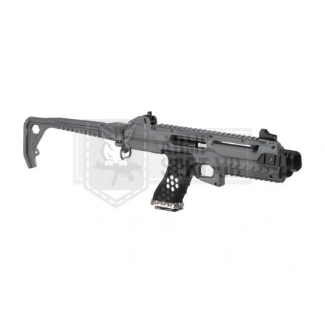 AW CUSTOM KIT CARABINA VX0310 Tactical Carbine Kit GBB GRIGIO GREY - AW CUSTOM