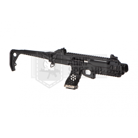 AW CUSTOM KIT CARABINA VX0310 Tactical Carbine Kit GBB NERO BLACK - AW CUSTOM