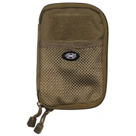 TASCA PORTA DOCUMENTI Document Bag MOLLE small COYOTE CB TAN - MFH