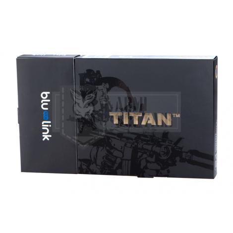GATE MOSFET Titan V3 EXPERT BLU-SET CAVI DIETRO BLU SET AK G36 - GATE