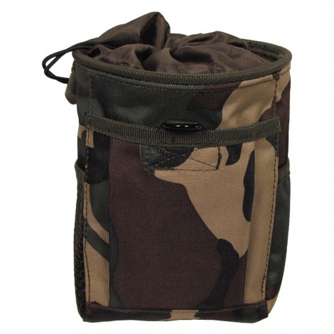 TASCA CARICATORI ESAUSTI Bullet Pouch Molle WOODLAND - MFH