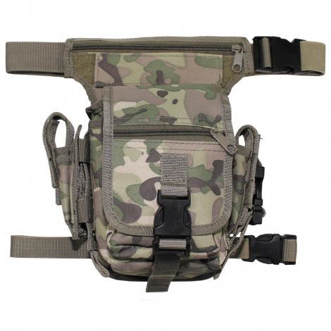 TASCA BORSETTA DA FIANCO Hip Bag leg and beltfixing MULTICAM MC - MFH