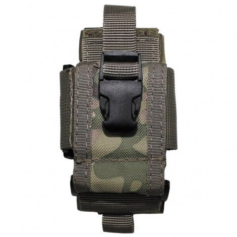 TASCA Mobile Phone Holder resizable MULTICAM MC - MFH