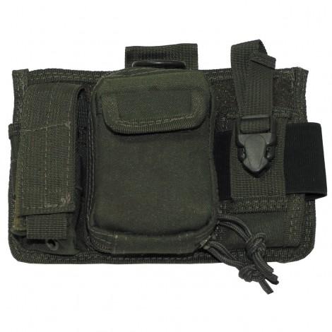 TASCA Mobile Phone Bag MOLLE VERDE OD - MFH
