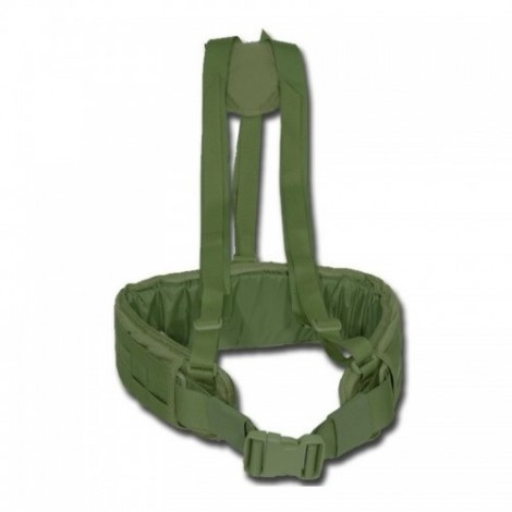 SWISS ARMS TATTICO HARNESS CHEST VERDE OD - SWISS ARMS