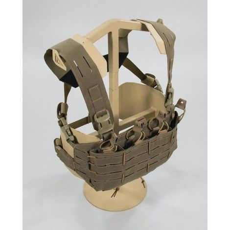 DIRECT ACTION DA TATTICO TIGER MOTH CHEST RIG COYOTE CB - DIRECT ACTION