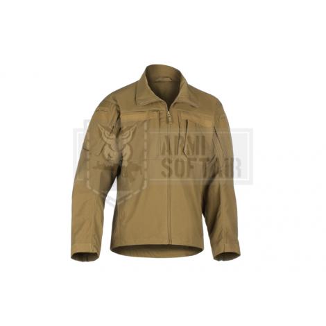 CLAWGEAR GIACCA TATTICA RAIDER MODELLO Mk IV Field Shirt COYOTE BROWN CB - CLAWGEAR