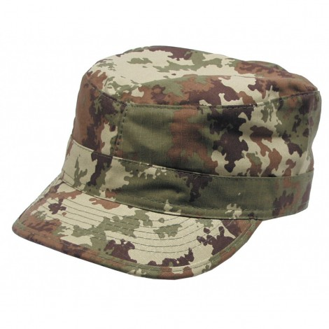 CAPPELLO US BDU FIELD CAP RIP STOP VEGETATO - MFH