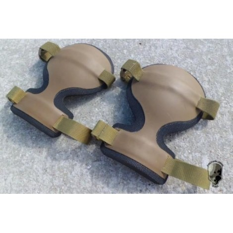 TMC GINOCCHIERE ARC STYLE KNEE PADS COYOTE CB - TMC