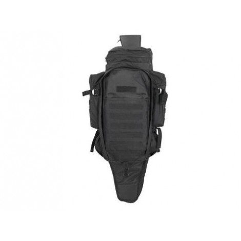 ZAINO TATTICO SNIPER 40 L NERO BLACK - 8 FIELDS