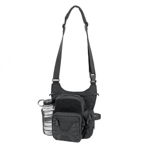 HELIKON ZAINO TATTICO A TRACOLLA EDC SIDE BAG NERO BLACK - HELIKON