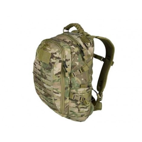 DIRECT ACTION ZAINO TATTICO DUST BACKPACK CAMOGROM MULTICAM MC - DIRECT ACTION