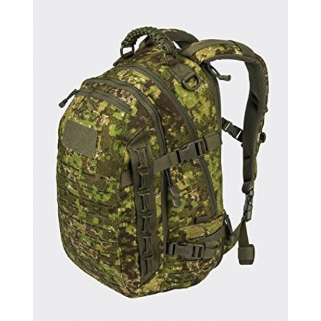 DIRECT ACTION ZAINO TATTICO DRAGON EGG BACKPACK Cordura PENCOTT GREEN ZONE - DIRECT ACTION
