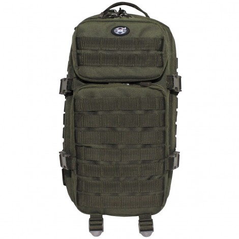MFH ZAINO TATTICO BACKPACK ASSAULT 1 VERDE OD - MFH