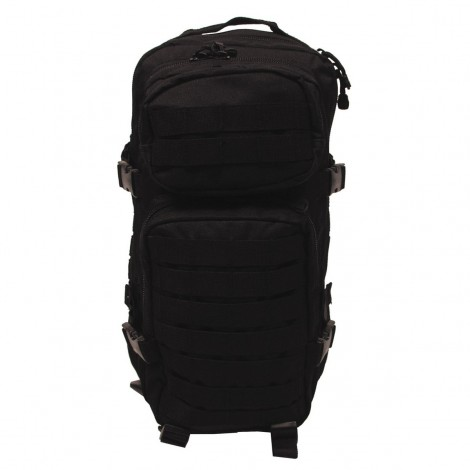 MFH ZAINO TATTICO BACKPACK ASSAULT 1 NERO BLACK - MFH