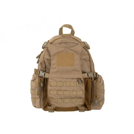 8 FIELDS ZAINO TATTICO BACKPACK HELMET PORTA ELMETTO COYOTE CB TAN - 8 FIELDS