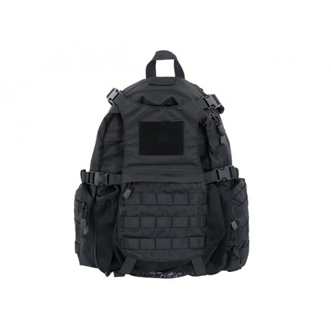 8 FIELDS ZAINO TATTICO BACKPACK HELMET PORTA ELMETTO NERO BLACK - 8 FIELDS