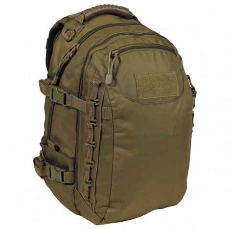 MFH ZAINO TATTICO MILITARE BACKPACK AKTION COYOTE CB TAN - MFH
