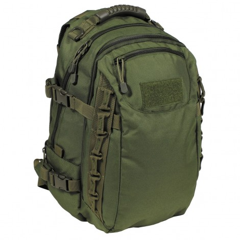 MFH ZAINO TATTICO MILITARE BACKPACK AKTION VERDE OD - MFH