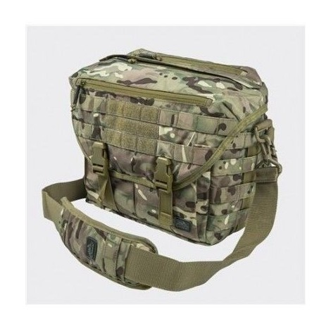 HELIKON ZAINO TATTICO LATERALE SHOULDER BAG WOMBAT MULTICAM MC - HELIKON