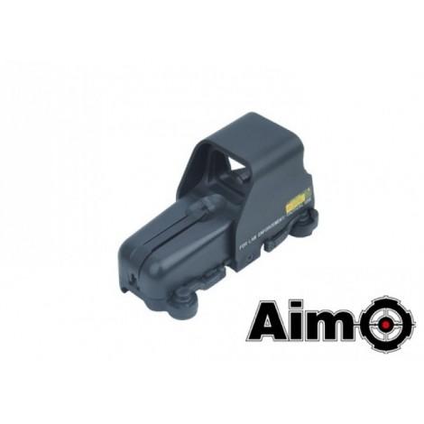 AIM-O RED / GREEN DOT OLOGRAFICO 553 NERO - AIM-O
