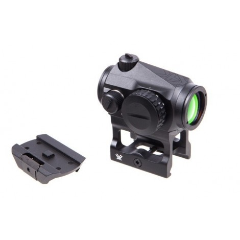 VORTEX CROSSFIRE RED DOT - 2 MOA - NERO BLACK - VORTEX OPTICS