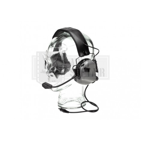 EARMOR by OPSMAN CUFFIE TACTICAL HEARING PROTECTION M32 GRIGIE GREY - EARMOR