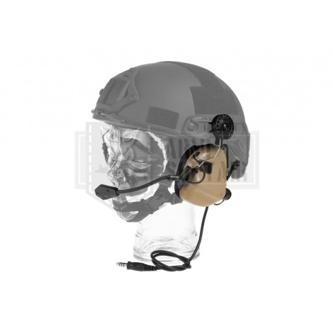 EARMOR by OPSMAN CUFFIE TACTICAL HEARING PROTECTION M32H CB TAN - EARMOR