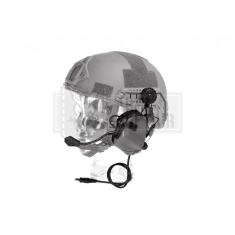 EARMOR by OPSMAN CUFFIE TACTICAL HEARING PROTECTION M32H GRIGIE GREY - EARMOR
