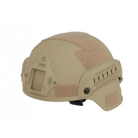 FMA ELMETTO Ultra light replica of Spec-Ops MICH Helmet - TAN DESERT - FMA