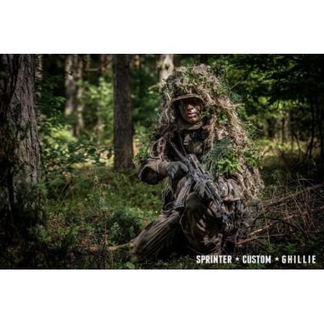 SCG Ghillie base Viper Hood STD completa - SCG