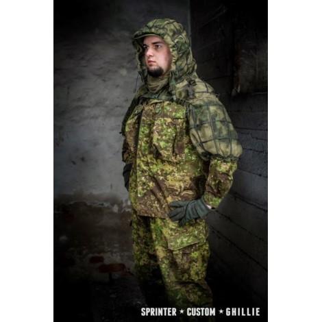 SCG Ghillie base Viper Hood Pro ATACS FG - SCG