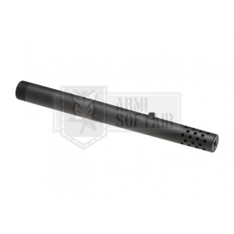 AMOEBA STRIKER S1 CANNA CORTA INTEGRATED MUZZLE BREAK OUTER BARREL SHORT NERA BLACK - AMOEBA