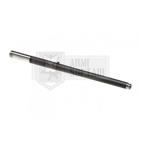 AMOEBA STRIKER S1 CANNA LUNGA CARBONIO / ACCIAIO OUTER BARREL LONG NERA BLACK - AMOEBA