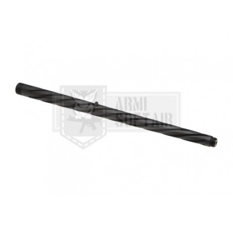 AMOEBA STRIKER S1 CANNA LUNGA FLUTED OUTER BARREL LONG NERA BLACK - AMOEBA