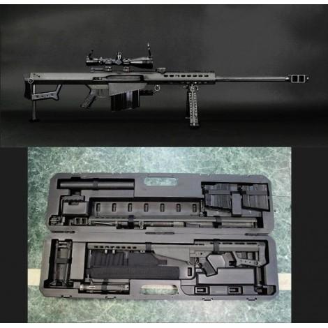 SOCOM GEAR BARRETT M107 CO2 SHELL EJECTING ESPULSIONE PROIETTILI - SOCOM GEAR