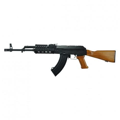 LCT AK74 TX-63 TACTICAL RIS ACCIAIO E VERO LEGNO - LCT