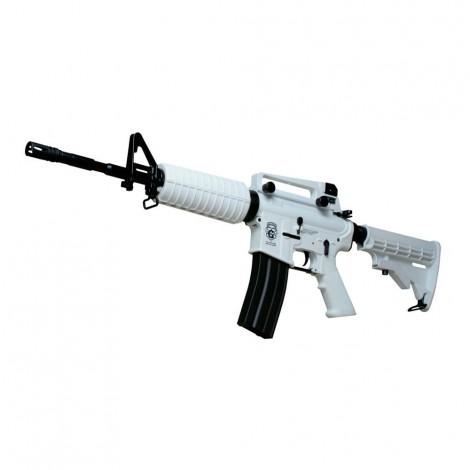 G&G FUCILE ELETTRICO ASG AEG CHIONE 16 M4A1 BIANCO WHITE - G&G