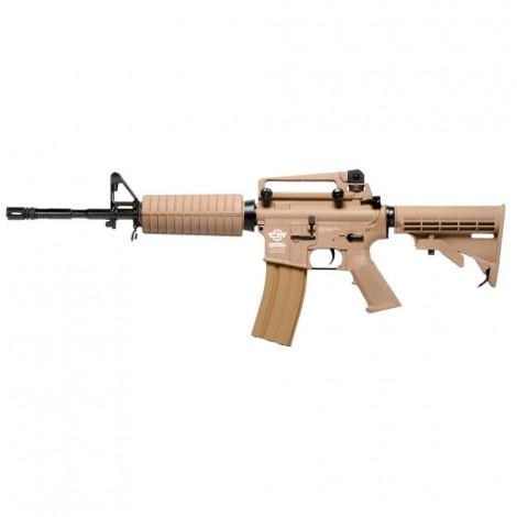 G&G FUCILE ELETTRICO ASG AEG CM16 M4A1 DESERT TAN - G&G