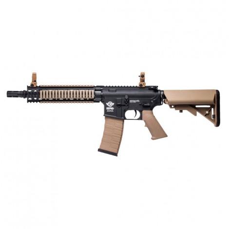 G&G FUCILE ELETTRICO ASG AEG CM18 MK18 MOD1 TAN / NERO BLACK - G&G