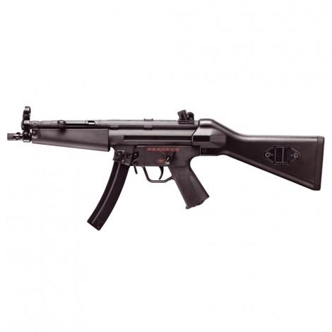 G&G FUCILE ELETTRICO ASG AEG MP5 EGM A4 EBB BLOWBACK NERO BLACK - G&G