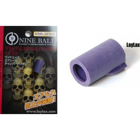 NINE BALL GOMMINO HOP UP VSR 10 / PISTOLA GBB - NINE BALL