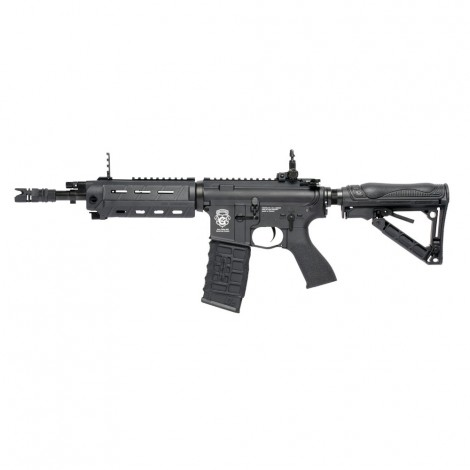 G&G FUCILE ELETTRICO ASG AEG GR4 G26 ADVANCED SPORT LINE EBB BLOWBACK NERO BLACK - G&G