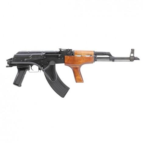 G&G FUCILE ELETTRICO ASG AEG AK47 AIMS ROMENIAN GIMS CALCIO ABBATTIBILE METAL NERO BLACK - G&G