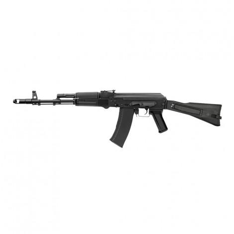 G&G FUCILE ELETTRICO ASG AEG AK74 GK74M METAL E POLIMERO NERO BLACK - G&G