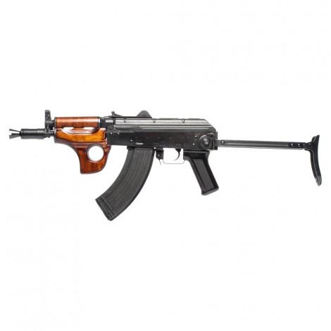 G&G FUCILE ELETTRICO ASG AEG AK47 AKM GKMS CARBINE AK SU METALLO E LEGNO - G&G