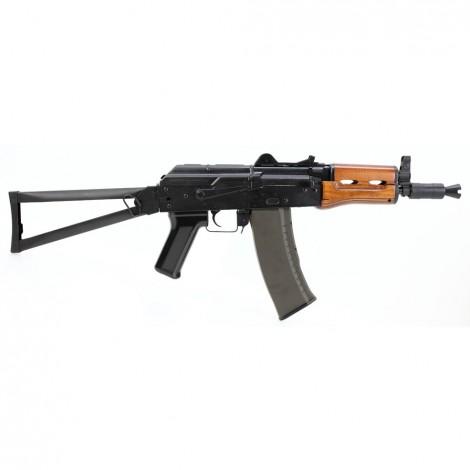 G&G FUCILE ELETTRICO ASG AEG AK74U GKS74U AK SU CORTO METALLO E LEGNO - G&G